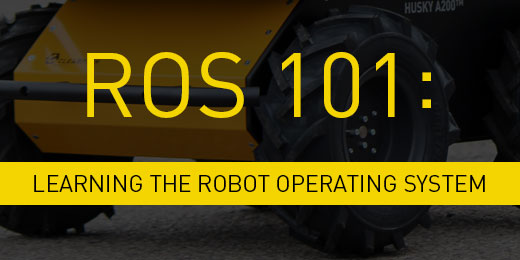 ROS 101: Practical Example